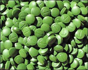chlorella tablet afvallen Nijmegen