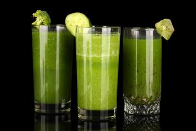 Groene smoothie.AfvallenNijmegen